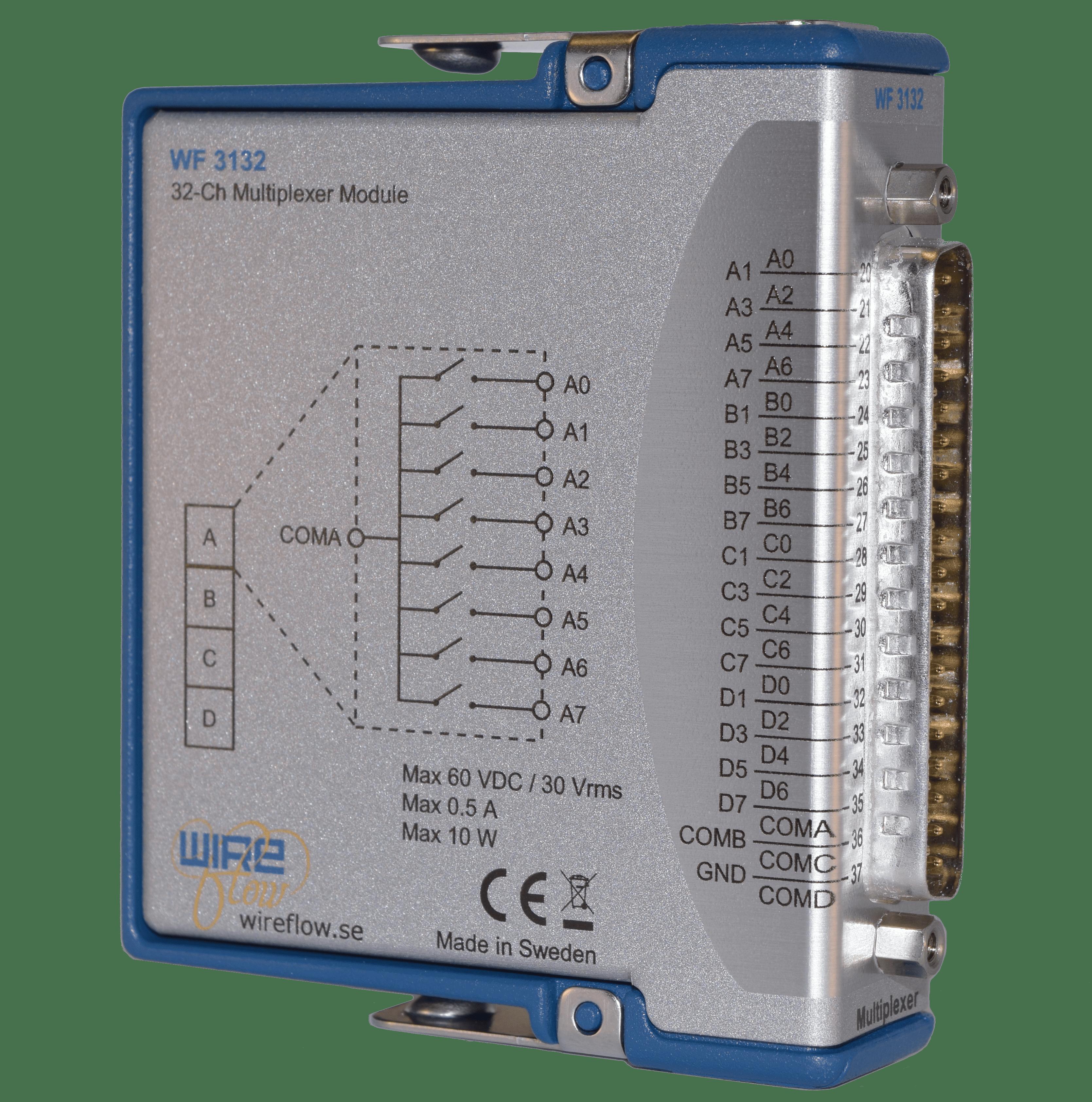 WF 3132 - Multiplexer Module