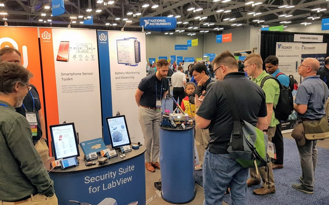 WireFlow at NIWeek 2018