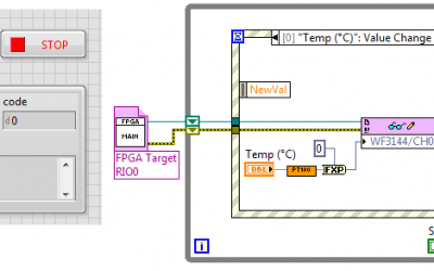 Simulate PT100 sensors with WF 3144!